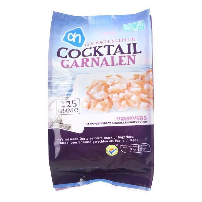 Cocktail garnalen (225g)