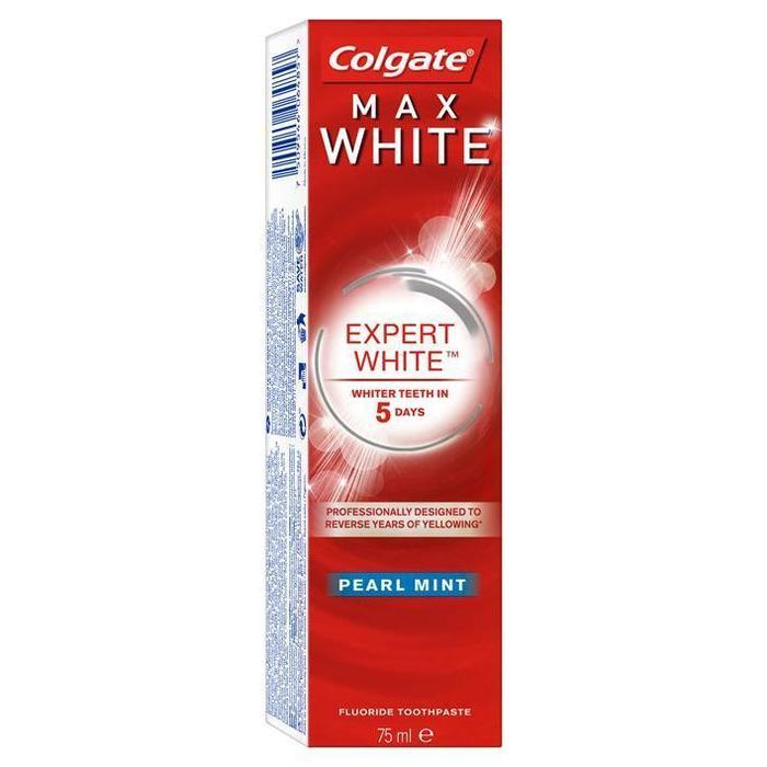 Colgate Max white expert white tandpasta (75ml)