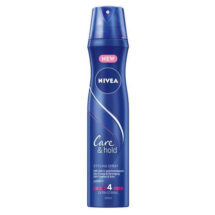 Care & hold spray (250ml)