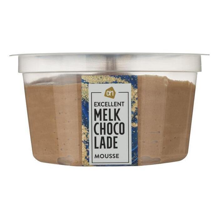 AH Excellent Mousse melkchocolade (75g)