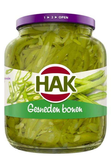 Gesneden Bonen (pot, 670g)