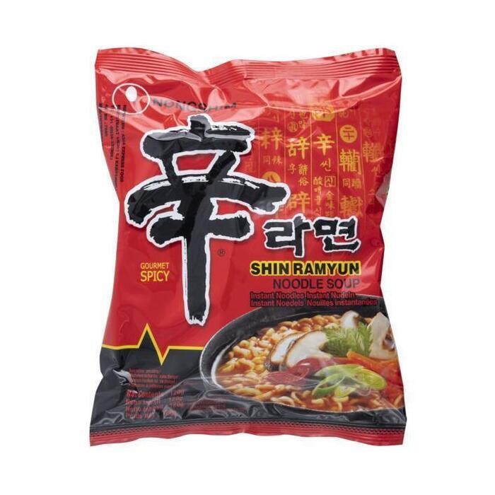 Instant Noodle Shin Ramyun (120g)