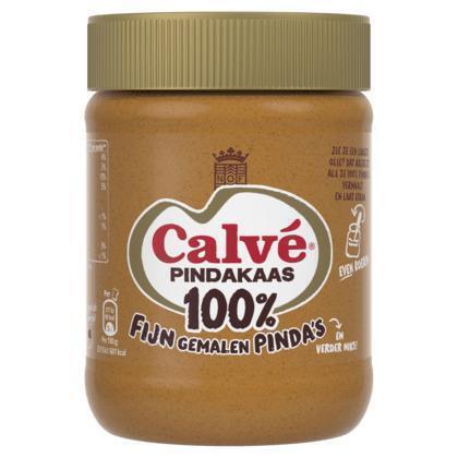 Calvé 100% Pindakaas (350g)