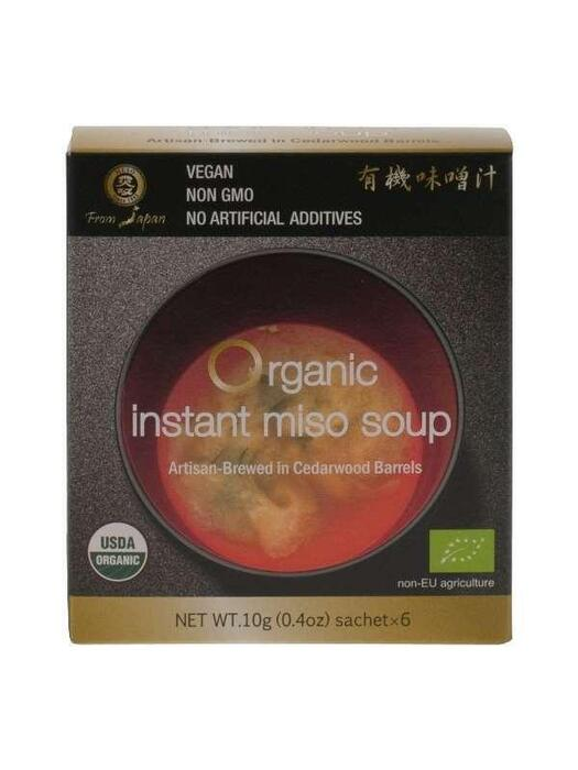Instant miso-soep Muso 60g (60g)