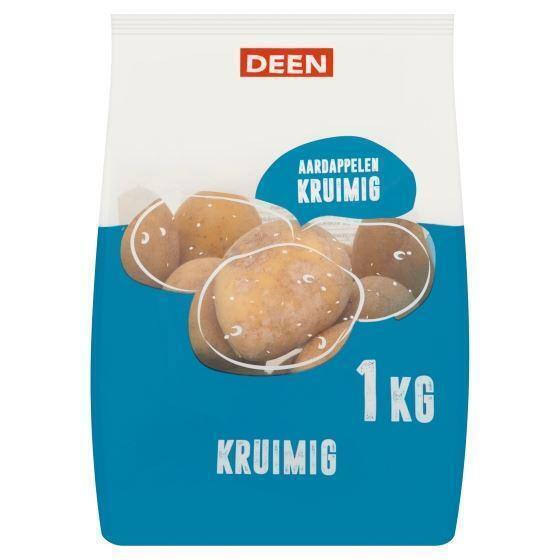 Aardappelen Kruimig (zak, 1kg)