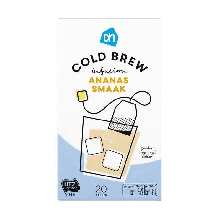 AH Cold brew infusion ananas