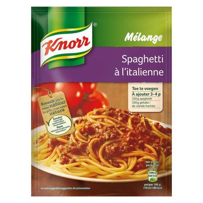 Melange Kruidenmix Spaghetti á l'Italienne 66 g (66g)