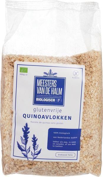 Quinoavlokken (zak, 500g)