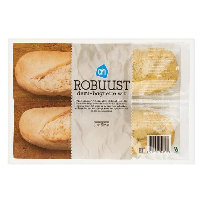 AH Robuust demi baguette wit