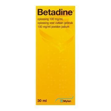Betadine Oplossing (30ml)