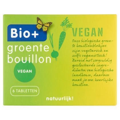 Groentebouillonblokjes (60g)
