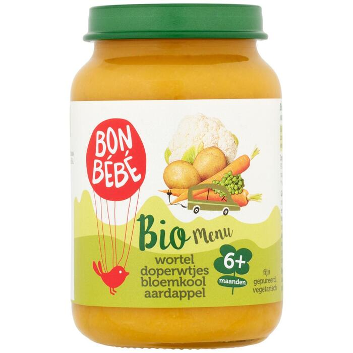 M0602 gemengde groenten 6 mnd. (200g)