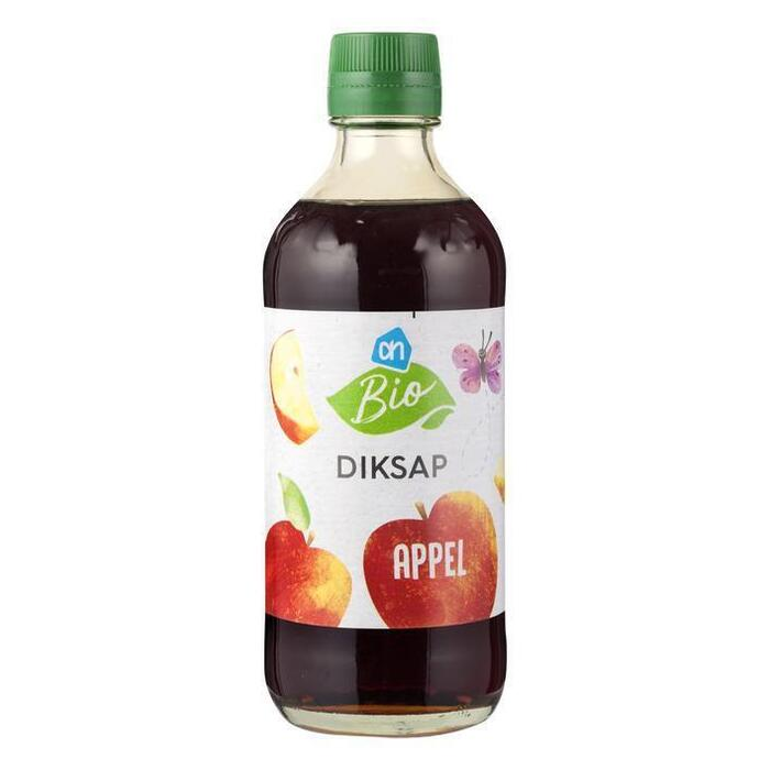 Diksap appel (glazen fles, 40cl)