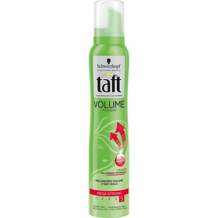 Taft Styling Mousse Mega Volume (200ml)