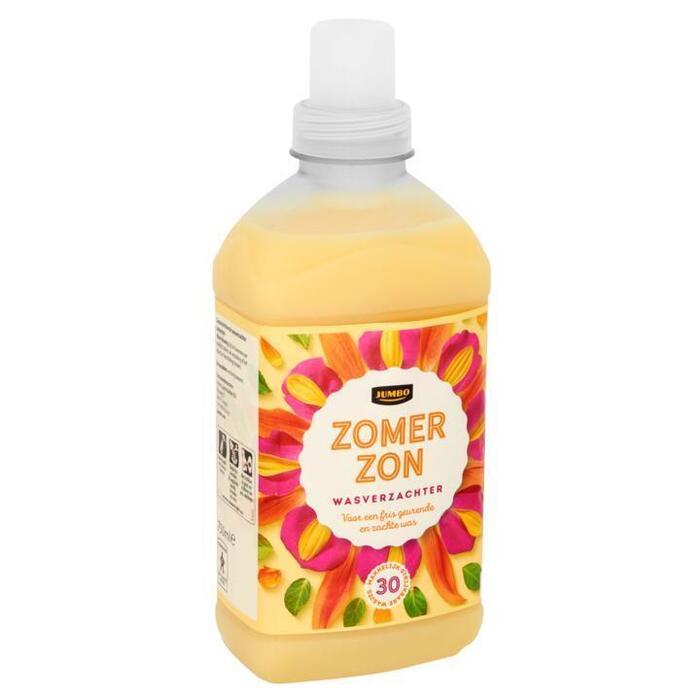 Jumbo Zomer Zon Wasverzachter 750 ml (0.75L)