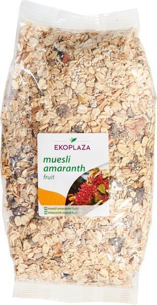 Amaranth muesli fruit (zak, 575g)