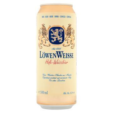Löwen Weisse, Hefe-Weissbier (rol, 0.5L)