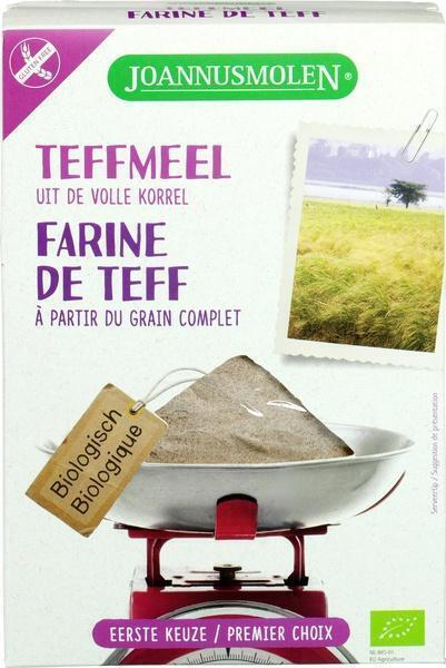 teffmeel (wit) (300g)