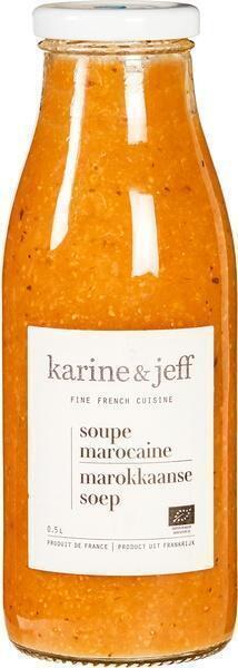 Marokkaanse soep (0.5L)