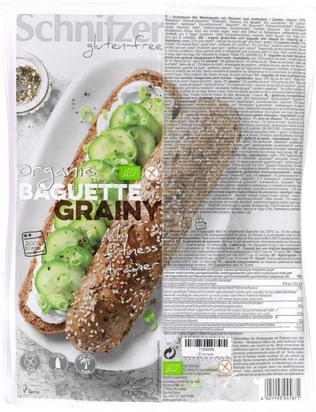 Baguette grainy (320g)