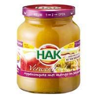verwenfruit met mango en passievrucht (pot, 360g)