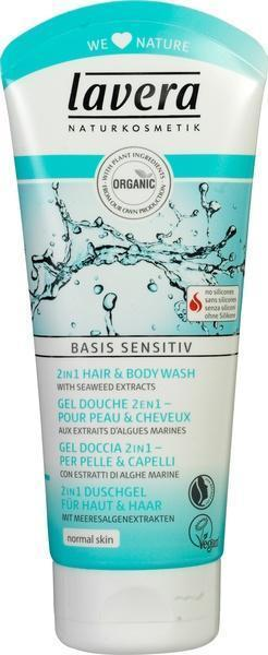 Hair and body wash 2 in 1 (200ml)