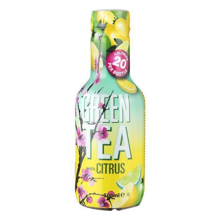 Green tea citrus low cal (rol, 50 × 0.5L)