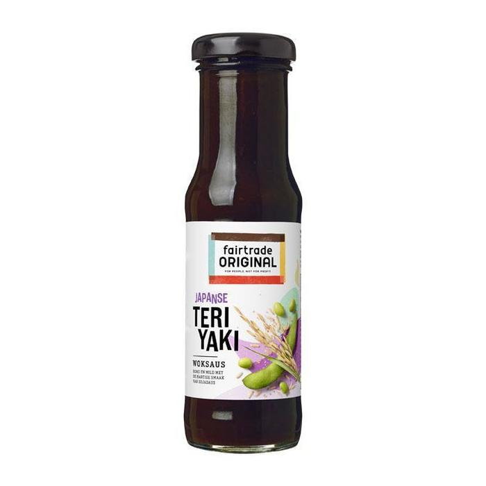 Fairtrade Original Woksaus teriyaki (180g)