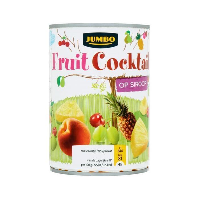 Fruit Cocktail (Blik, 410g)