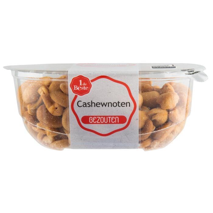 Cashewnoten gezouten (170g)