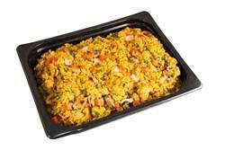 Paella met vis en kip (2kg)