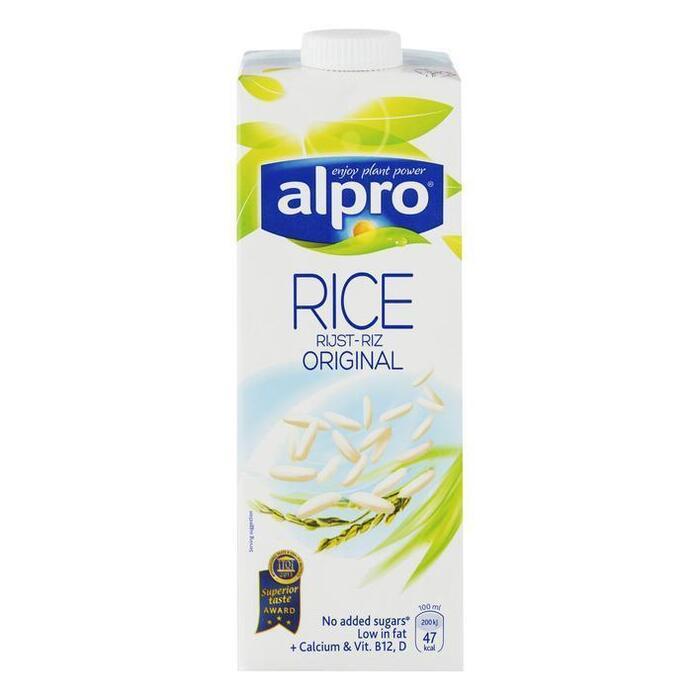 Alpro Rice Original (Stuk, 1L)