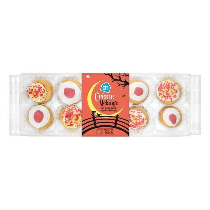 AH Creme melange koekjes (175g)