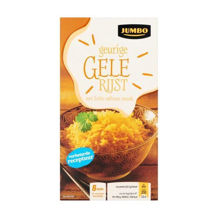 Jumbo Geurige Gele Rijst 325g (325g)