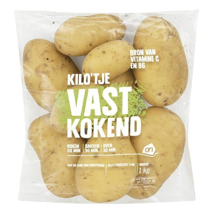 Vastkokende Aardappelen (zak, 1kg)
