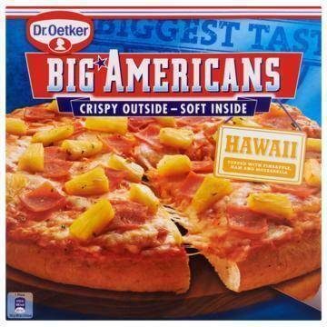 Dr. Oetker Big Americans hawaii (460g)