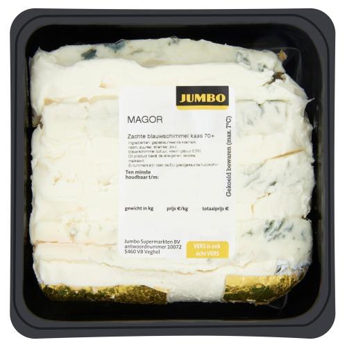 Jumbo Gormas Gorgonzola/Mascarpone Italiaanse Gelaagde Kaas 70+ ca. 200g