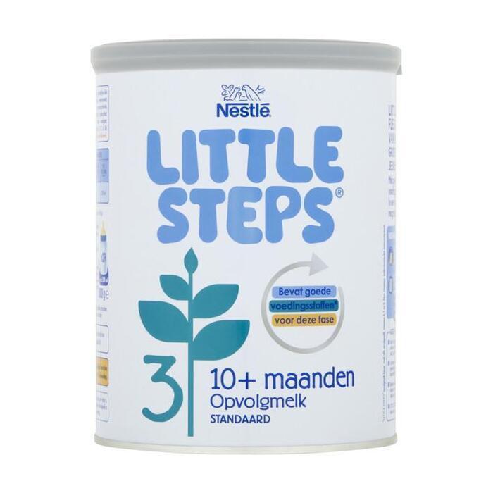 LITTLE STEPS® 3 Opvolgmelk Standaard 10+ mnd 800 g (800g)