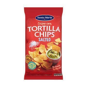 Santa Maria Tortilla Chips Salted (185g)