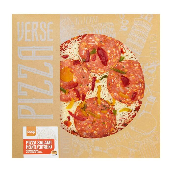 Conveni Verse pizza salami picante (463g)