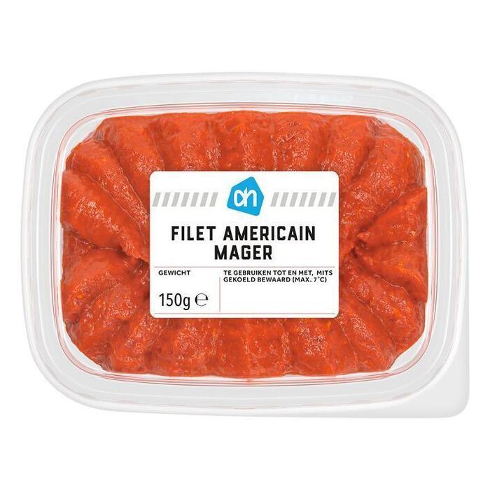 Filet Americain mager (150g)