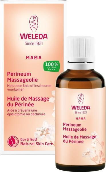Perineum massageolie premium (50ml)