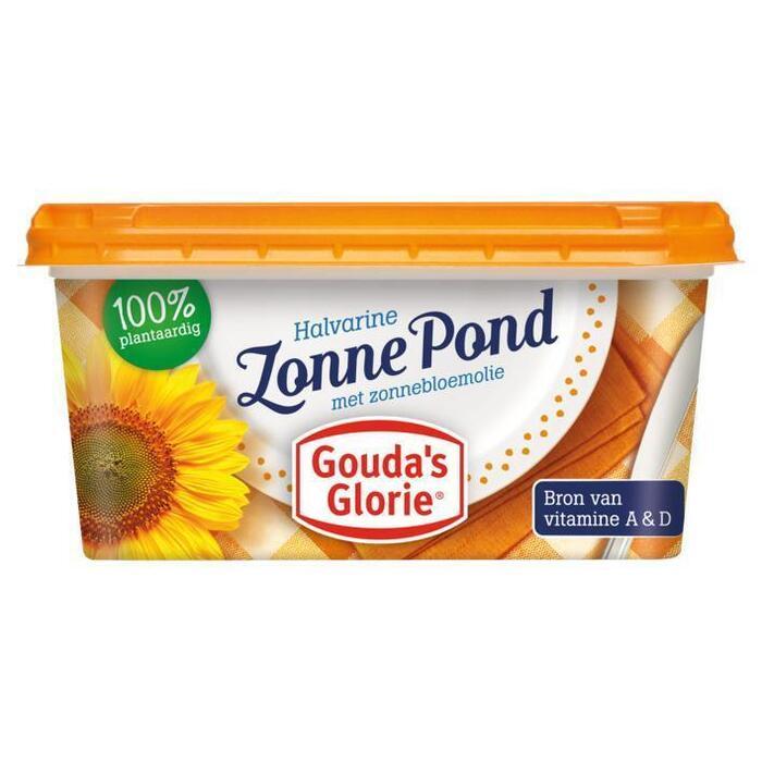 Gouda's Glorie Zonne pond (kuipje, 500g)