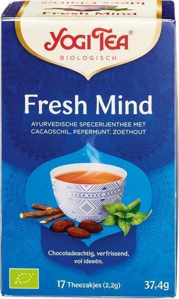 Fresh mind (builtje)