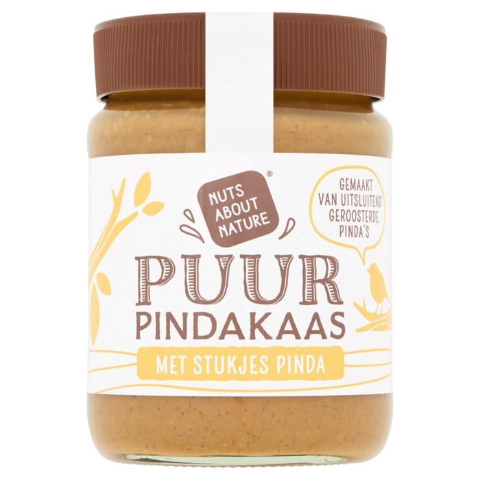 Puur Pindakaas (pot, 350g)