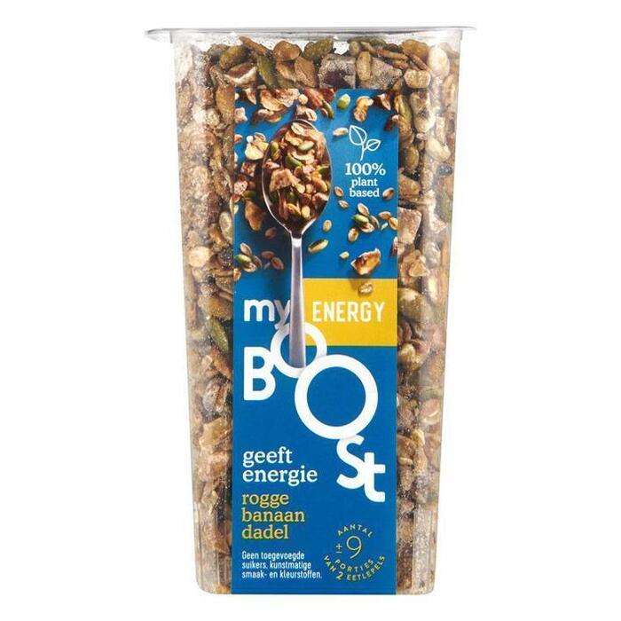 MyBoost Breakfastbooster energy (180g)