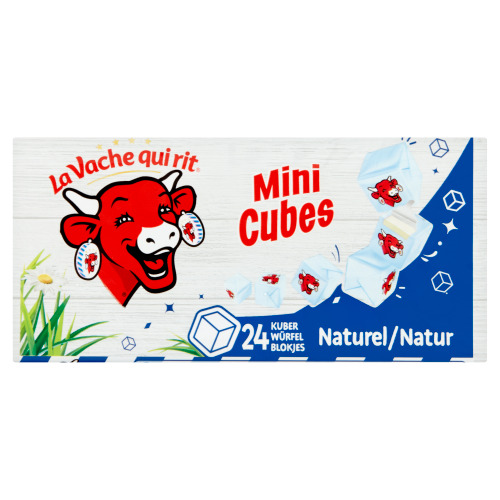 Apéricube naturel (125g)