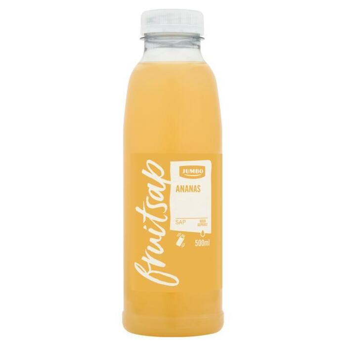 Jumbo Fruitsap Ananas 500ml (0.5L)