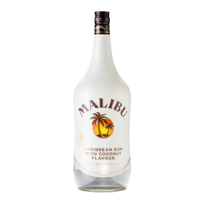 Malibu White rum (rol, 1.5L)