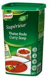 Knorr Supérieur Thaise Rode Curry Soep (6 × 1.19kg)